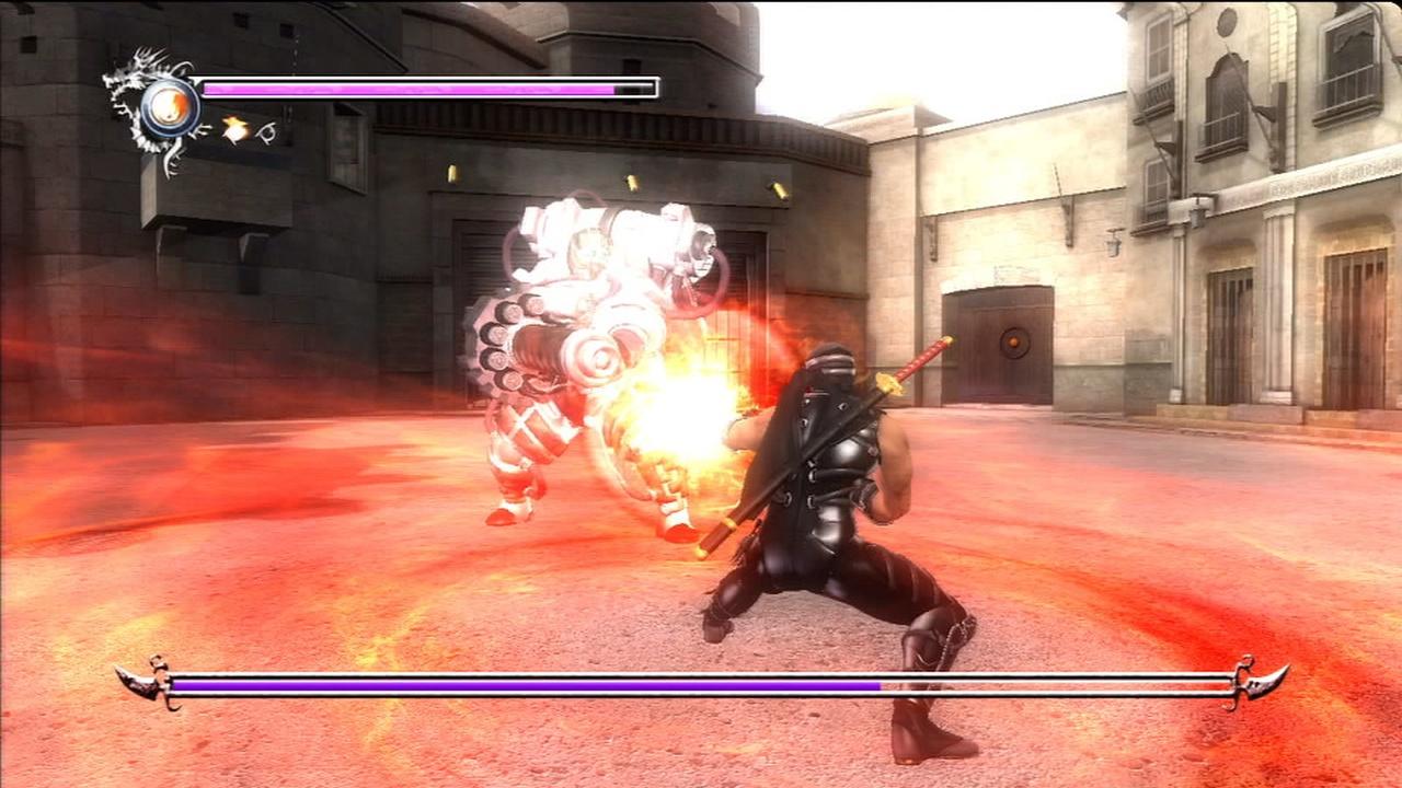 NinjaGaidenSigma PS3 Editeur 020