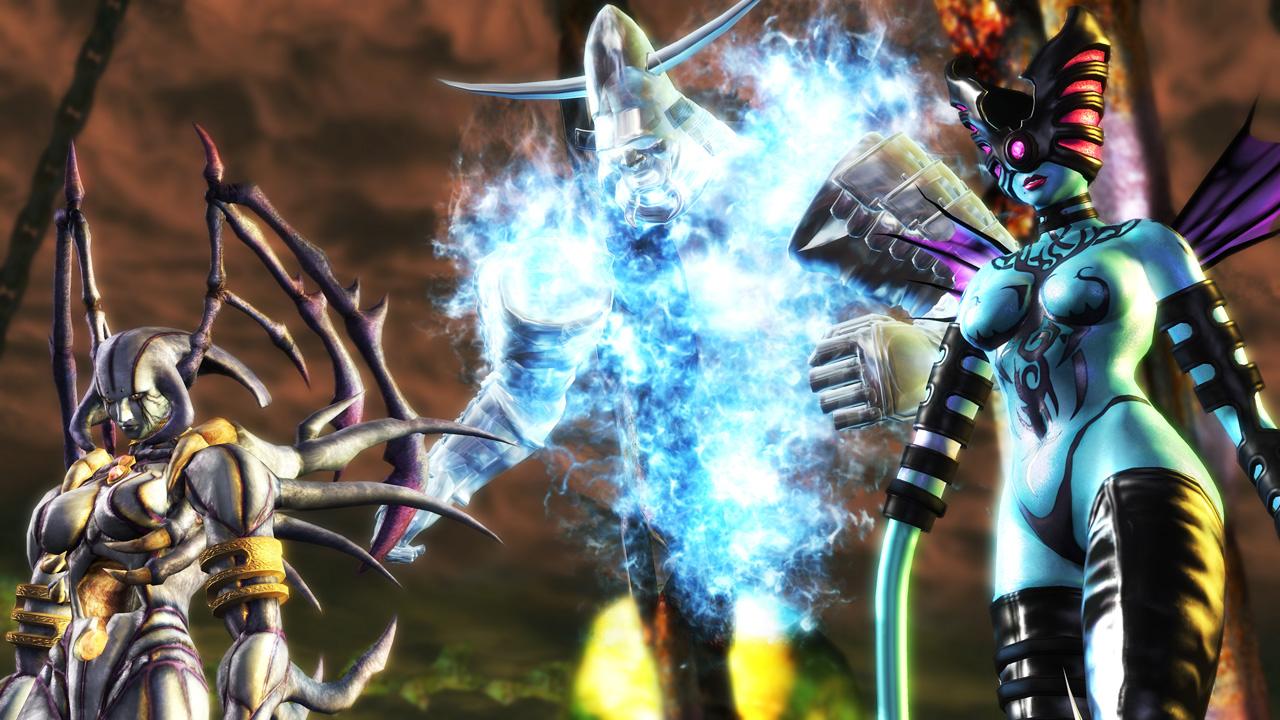 NinjaGaidenSigma PS3 Editeur 028
