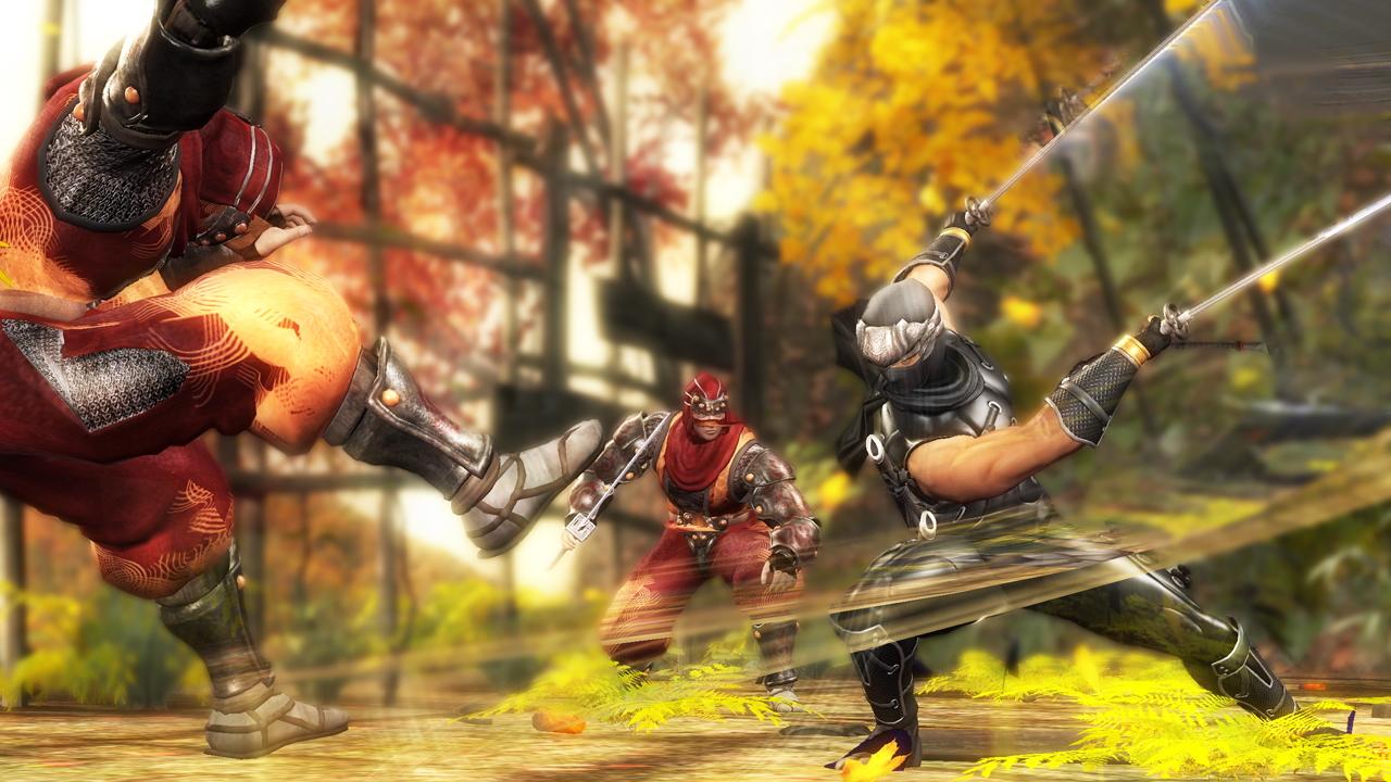 NinjaGaidenSigma PS3 Editeur 029