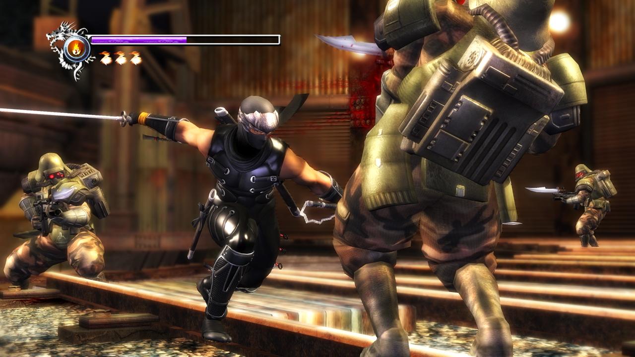 NinjaGaidenSigma PS3 Editeur 031