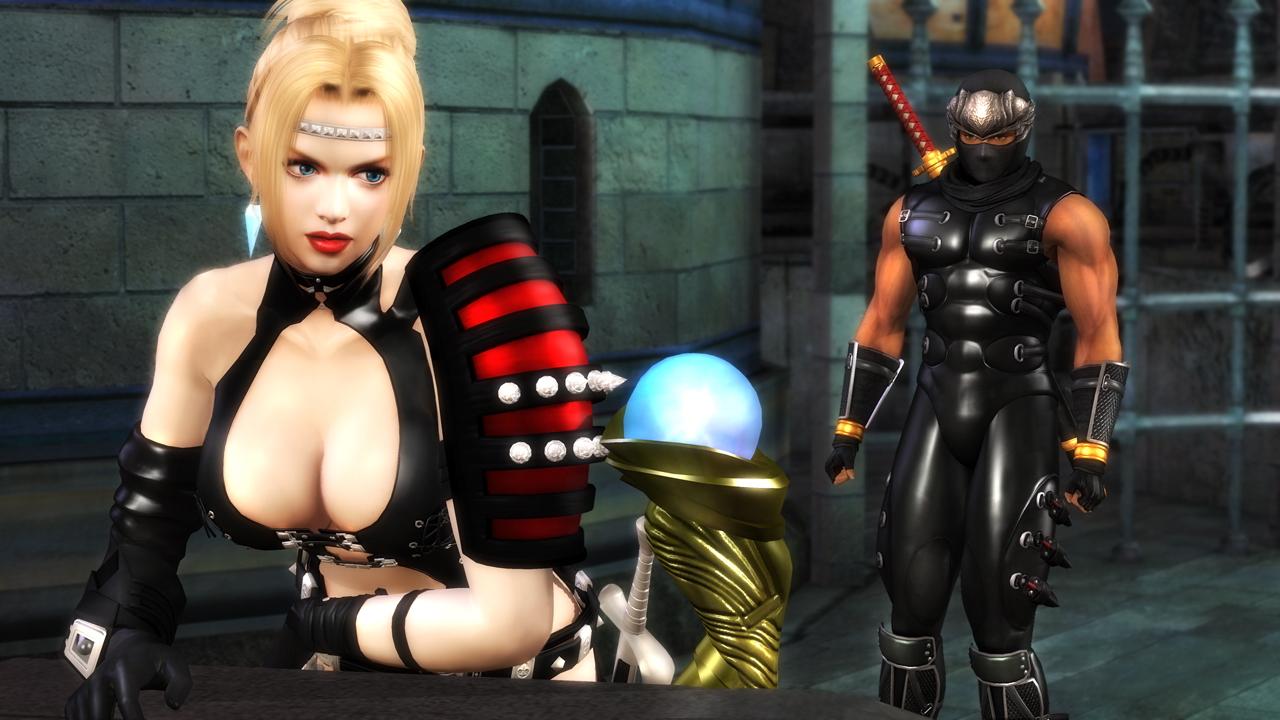 NinjaGaidenSigma PS3 Editeur 035