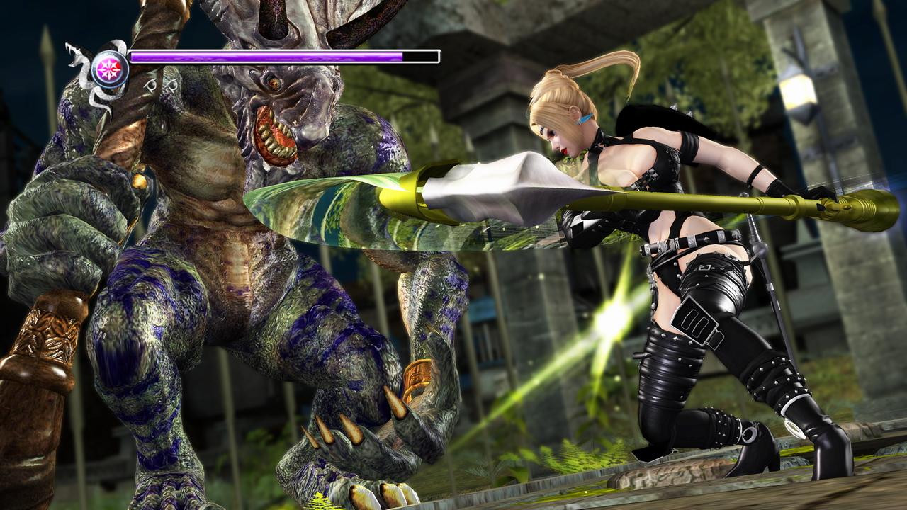NinjaGaidenSigma PS3 Editeur 036