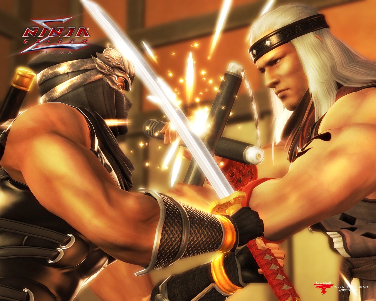 NinjaGaidenSigma PS3 Visuel 005