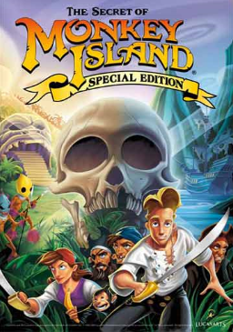 MonkeyIsland SpecialEdition PC Jaquette