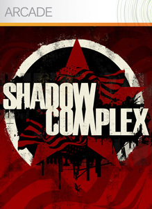 Shadow complex XBLA Jaquette