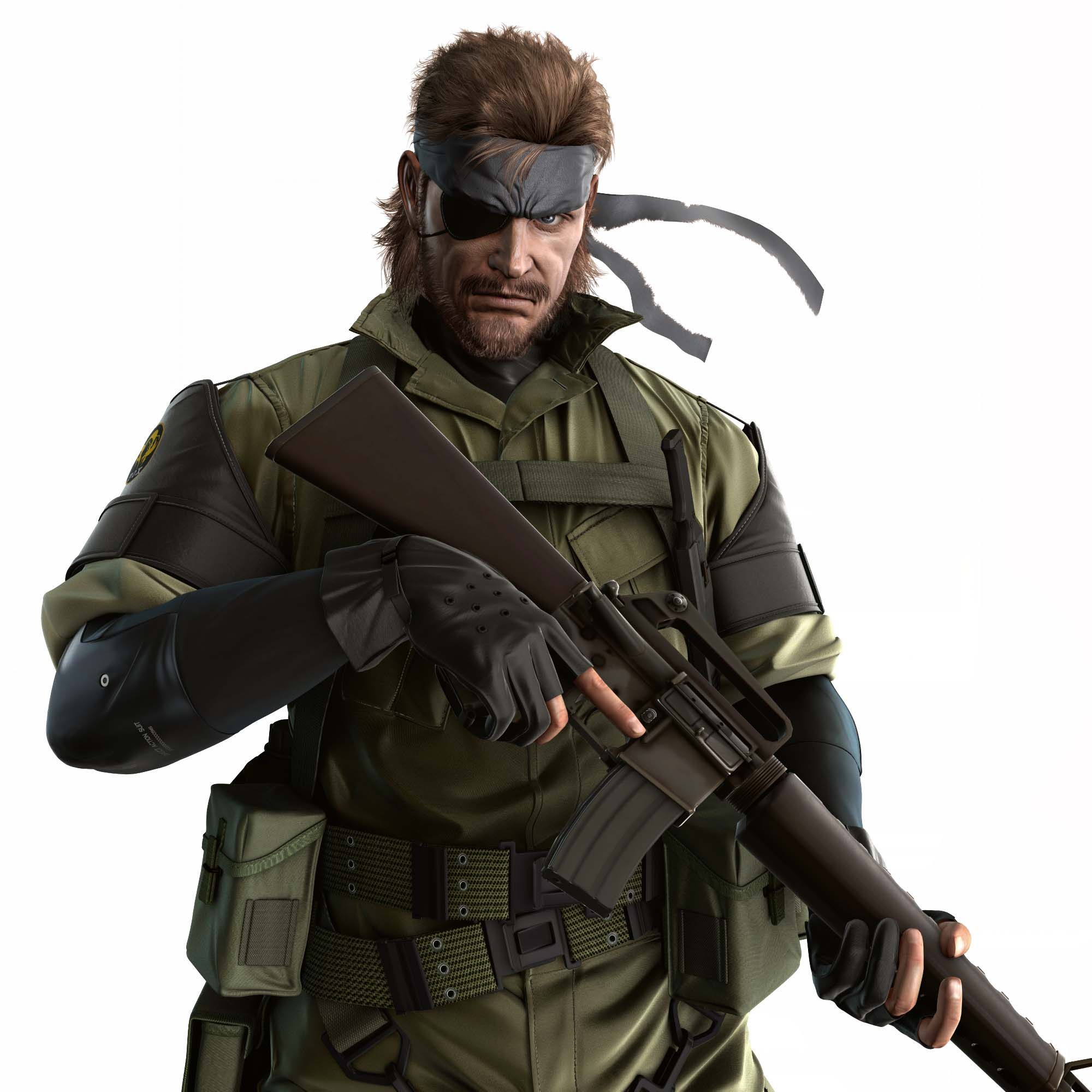 MGS PeaceWalker Visuels PSP Edit016