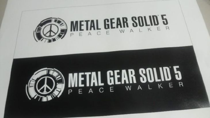 MGS5 Plaquette