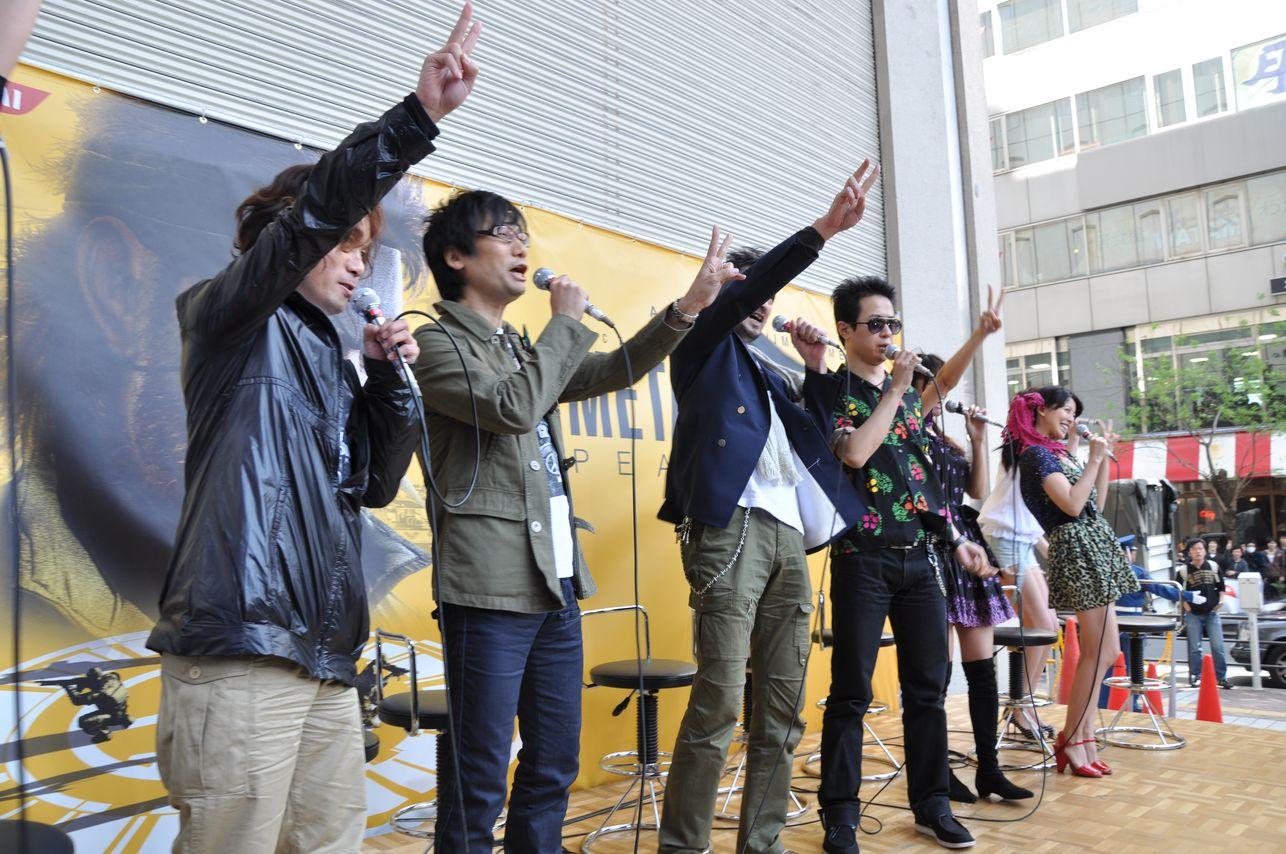 MGS PeaceWalker JapanLaunch 017
