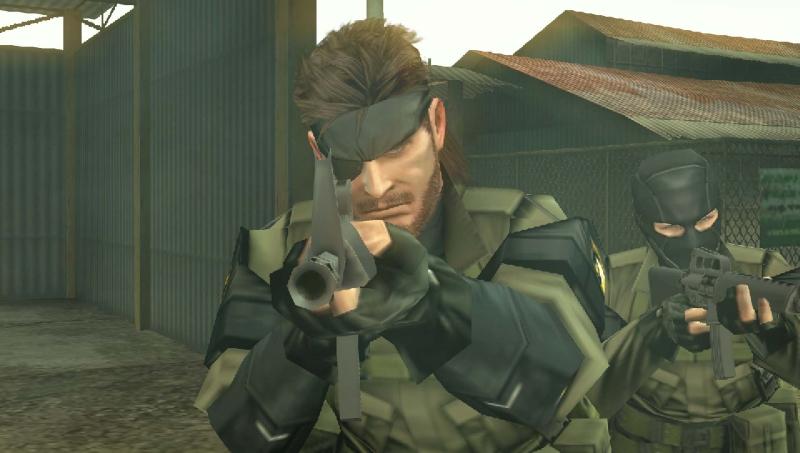 MGS PeaceWalker PSP Edit007