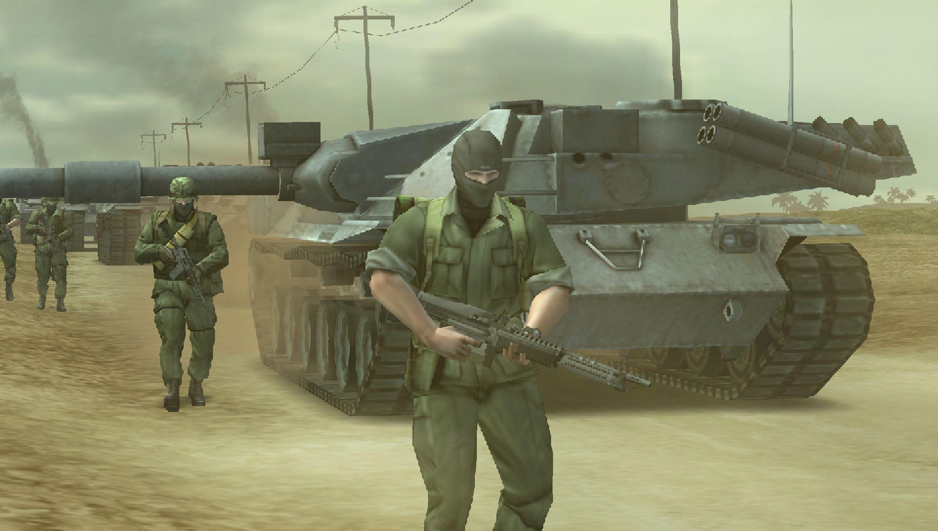 MGS PeaceWalker PSP Edit025