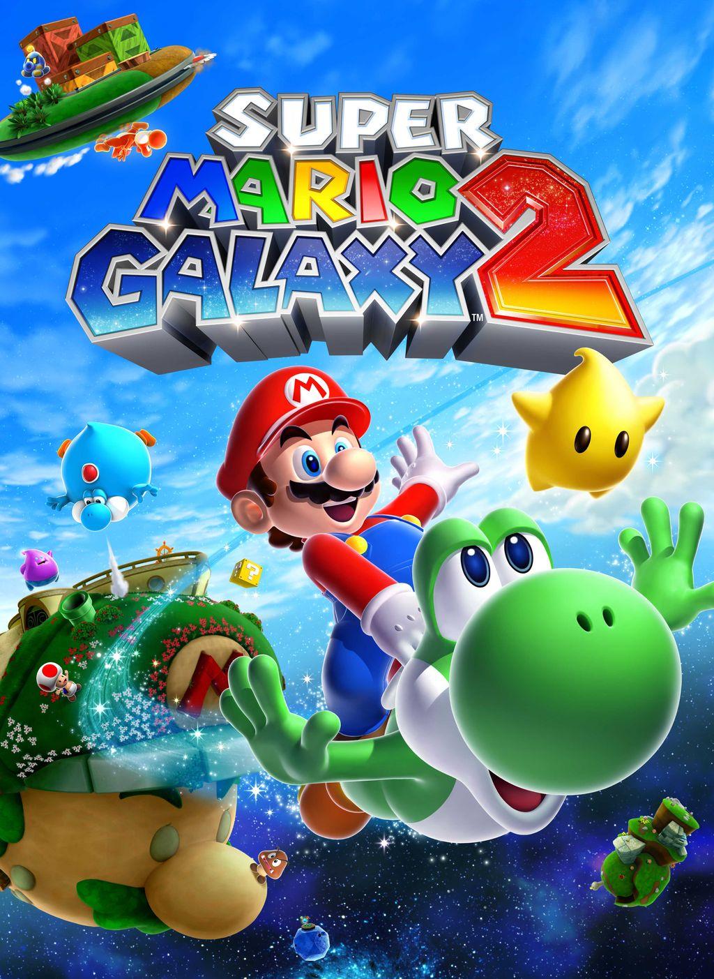 SuperMarioGalaxy2 Wii