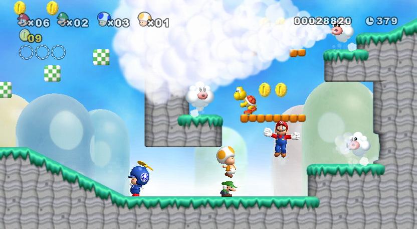 NewSuperMarioBros Wii Edit004