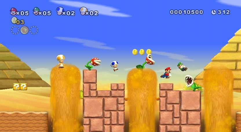 NewSuperMarioBros Wii Edit007