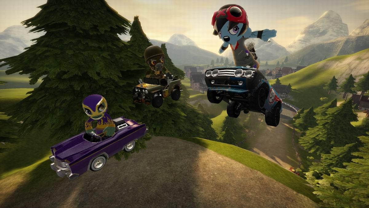ModNation Racers PS3 Edit001