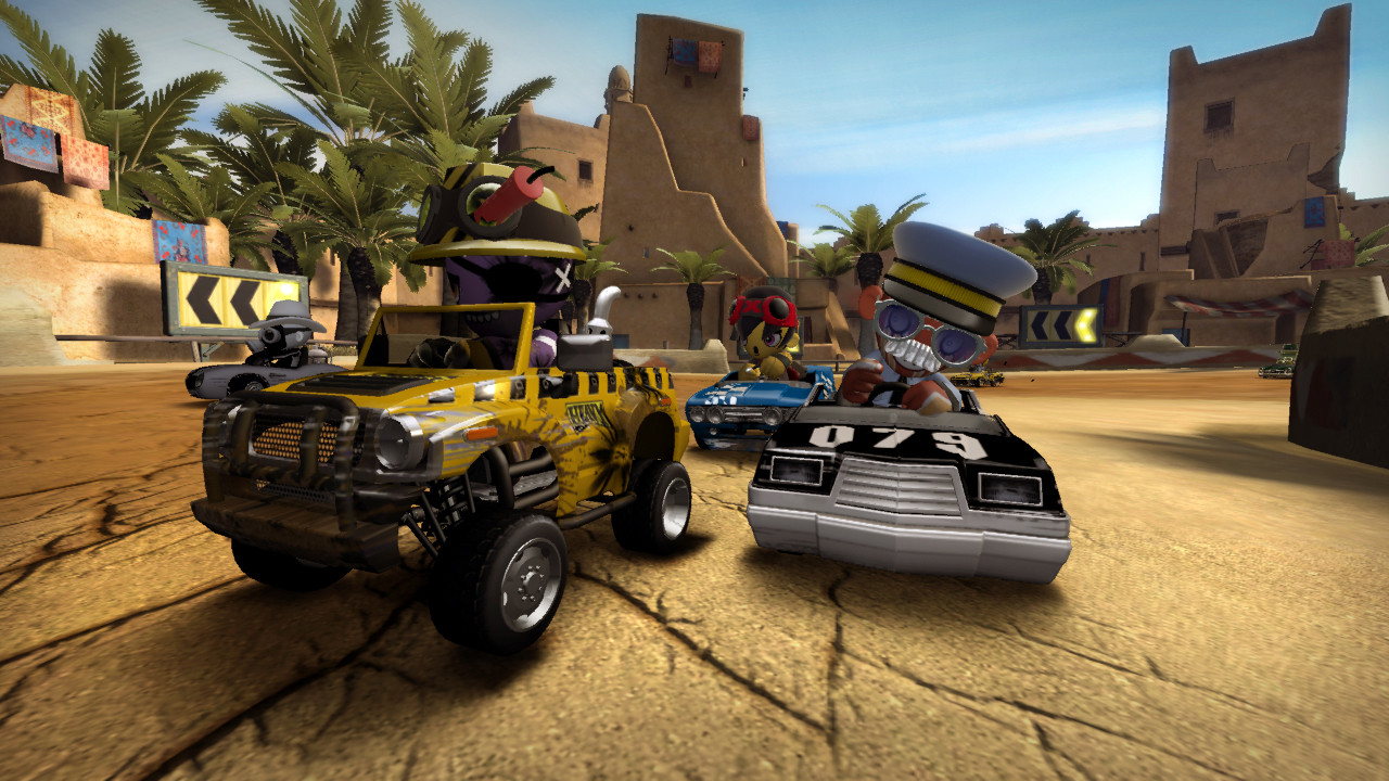 ModNation Racers PS3 Edit012