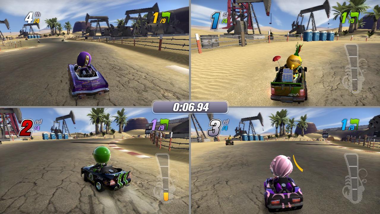 ModNation Racers PS3 Edit 031