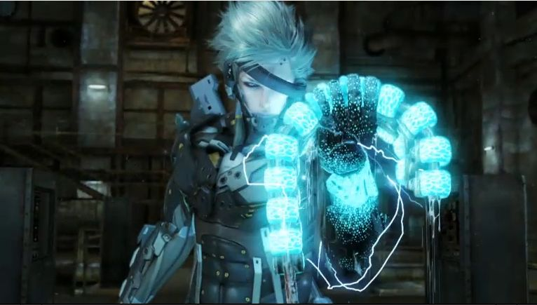 Metal Gear Solid Rising Multi Divers 012