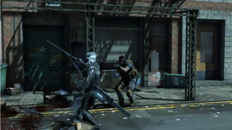 Metal Gear Solid Rising Multi Divers 016