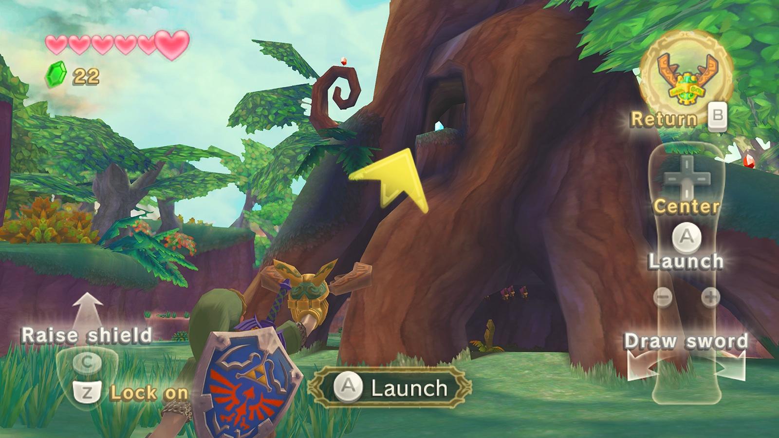 ZeldaSkywardSword Wii Edit006