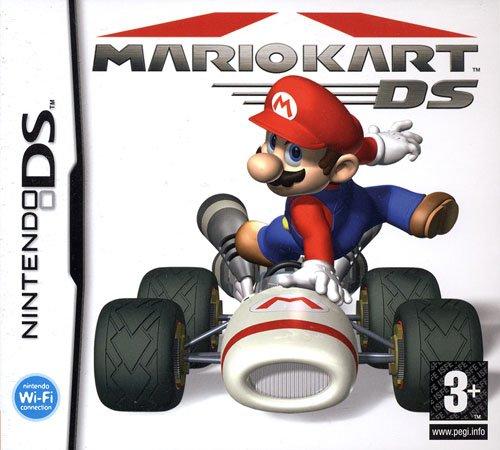 MarioKart DS Jaquette 001