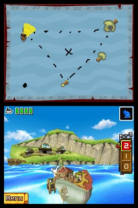 ZeldaPhantom DS Editeur 002