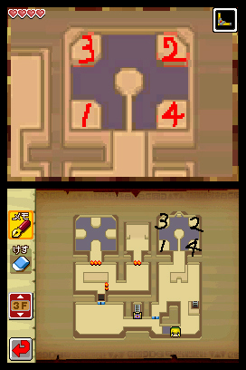 ZeldaPhantom DS Editeur 014