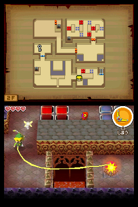 ZeldaPhantom DS Editeur 015