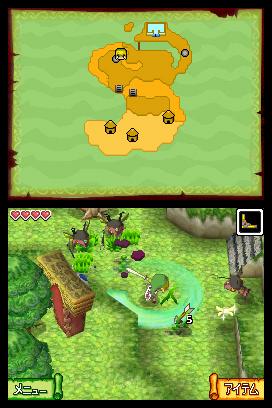 ZeldaPhantom DS Editeur 018