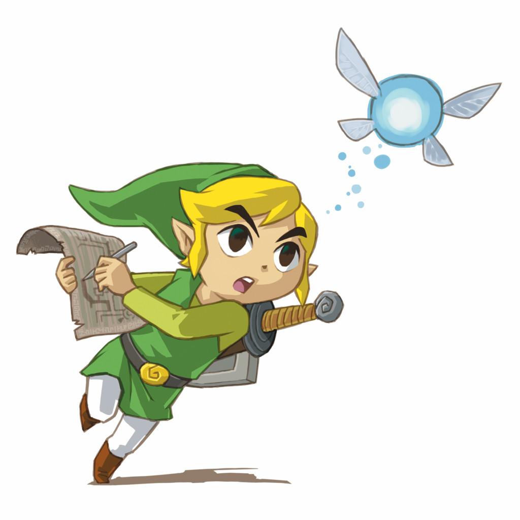 ZeldaPhantom DS Visuel 001