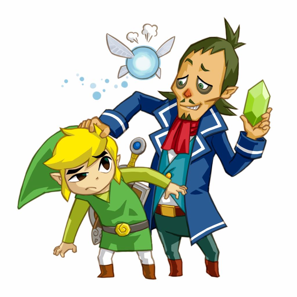 ZeldaPhantom DS Visuel 002