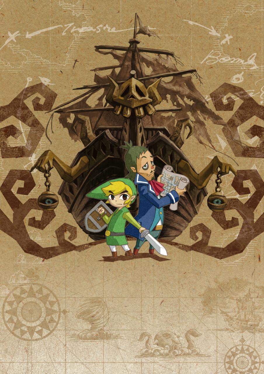 ZeldaPhantom DS Visuel 003