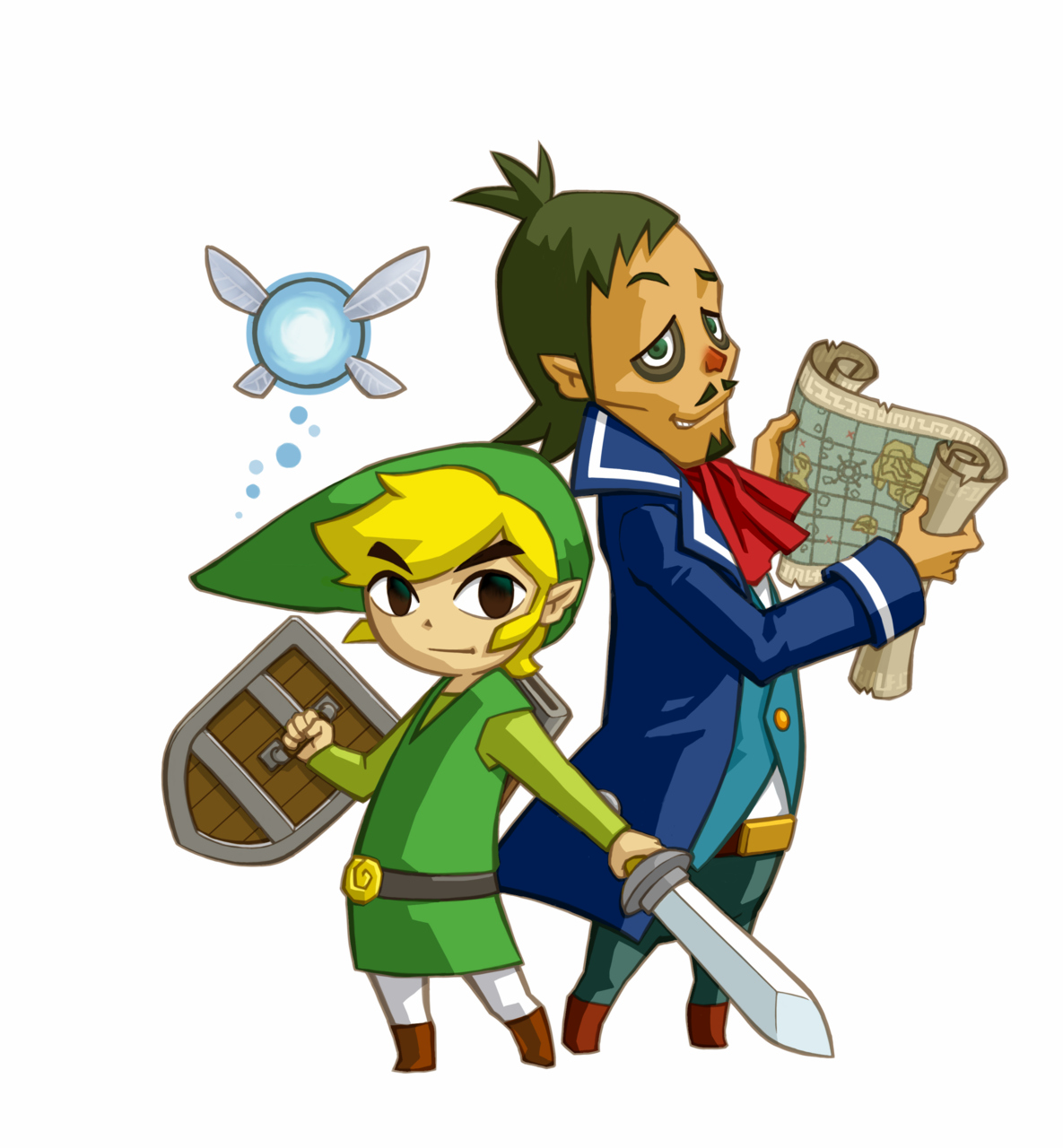 ZeldaPhantom DS Visuel 004
