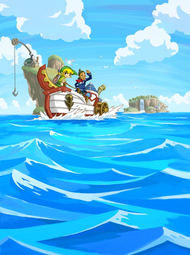 ZeldaPhantom DS Visuel 005