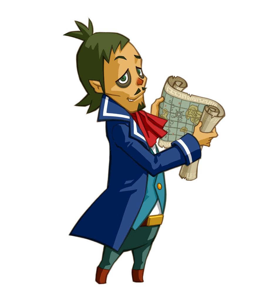 ZeldaPhantom DS Visuel 007