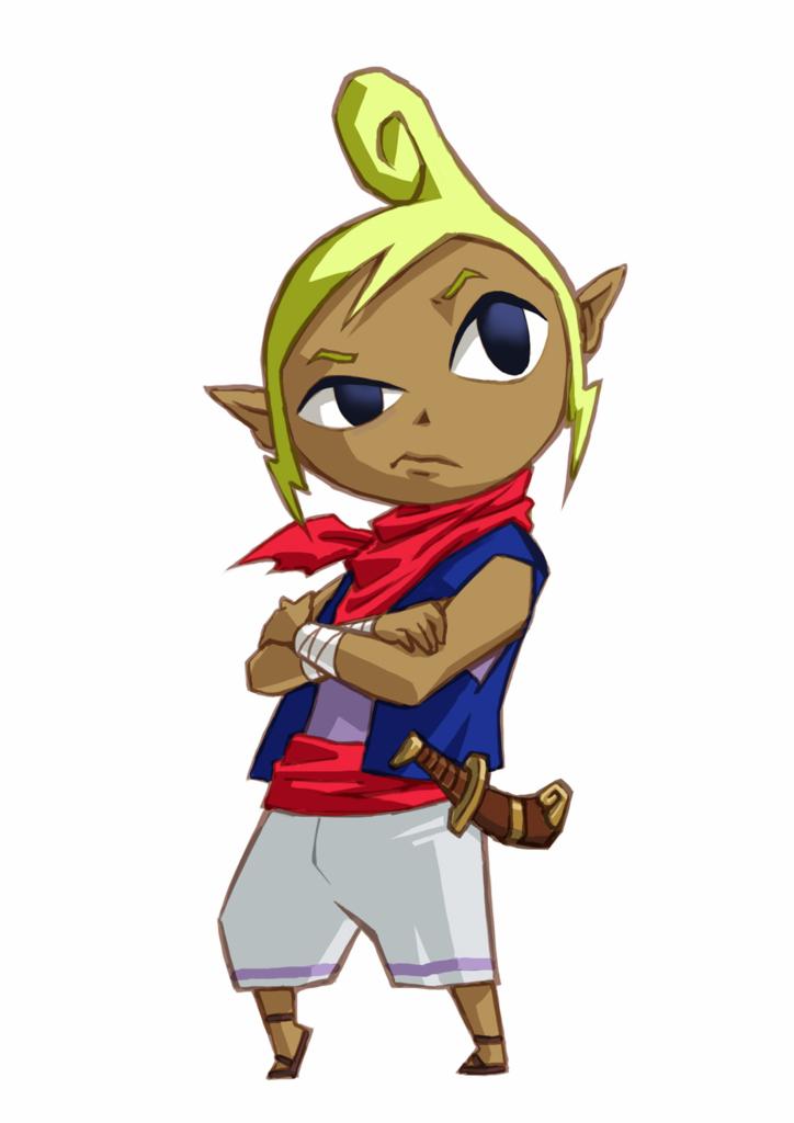 ZeldaPhantom DS Visuel 010