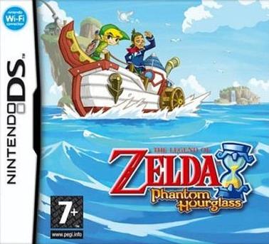 Zelda PH DS Jaquette 001