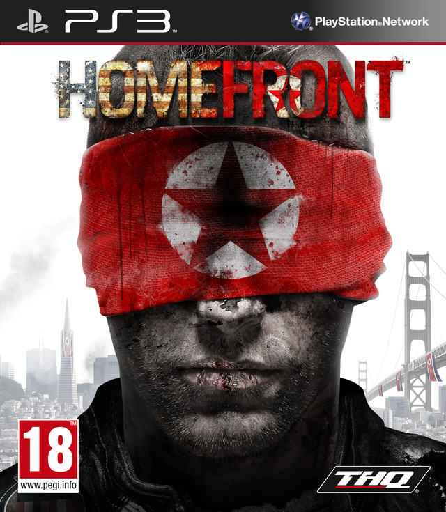 Homefront PS3 Jaquette 002