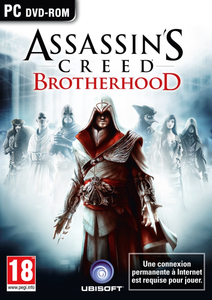 Assassins Creed Brotherhood [MULTi] [FR] + Crack + Update (Exclue) [FS]