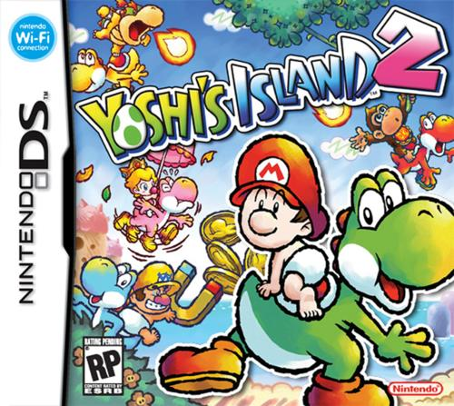 yoshisiland2 DS jaquette 001