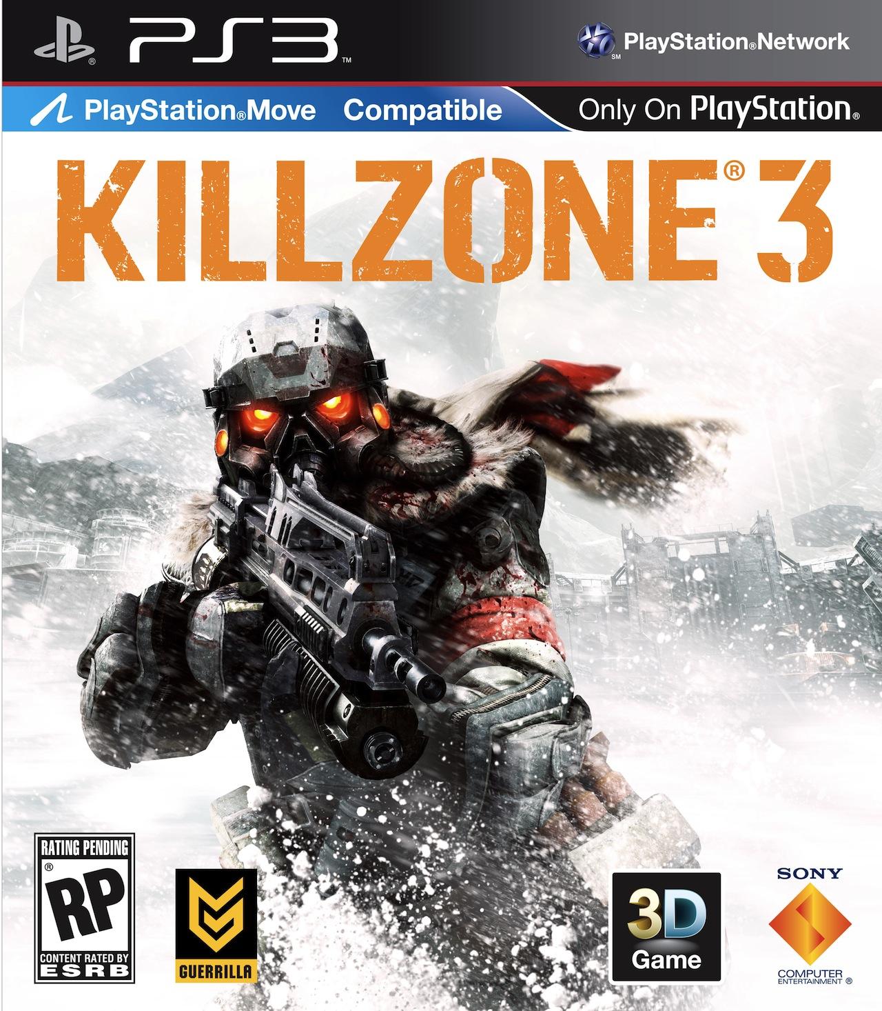 KillZone3 PS3 jaquette002