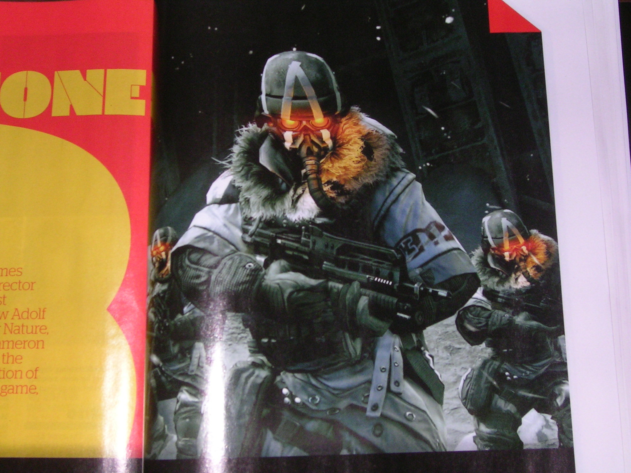 Killzone2 Scan GamePro 006
