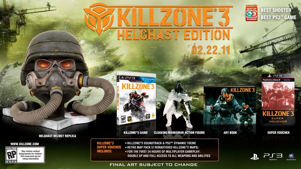 Killzone3 HelghastEditionUS
