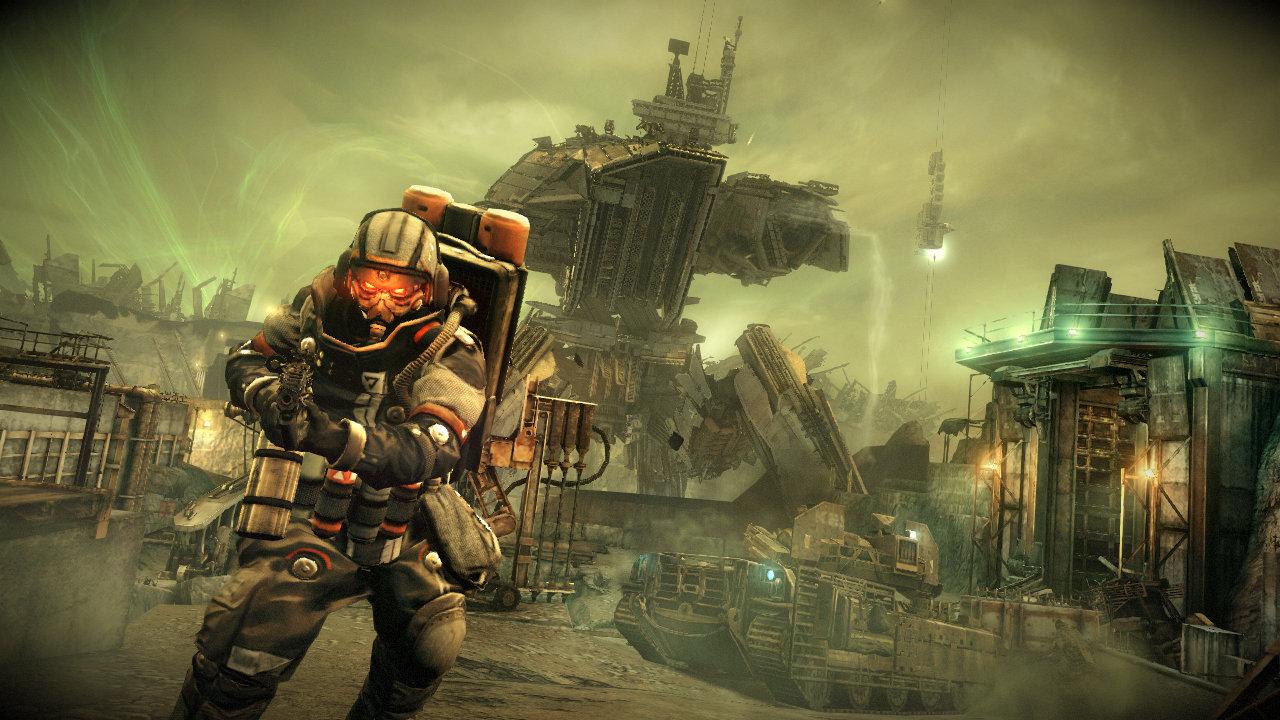 Killzone3 PS3 Editeur 053