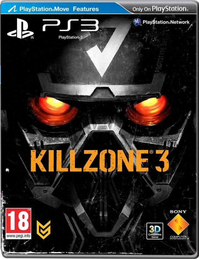 Killzone3 PS3 Jaquette 002