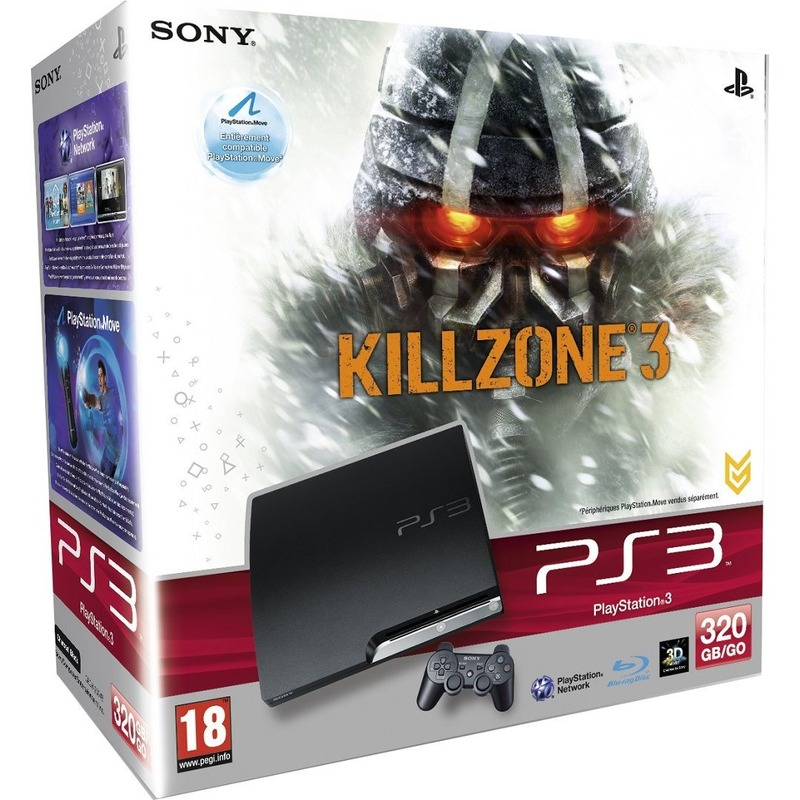 Pack PS3Killzone3