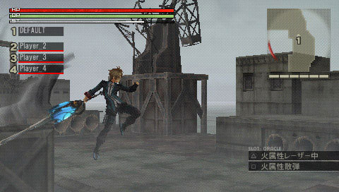 GodEater PSP Edit055