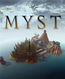 Myst PC Jaquette