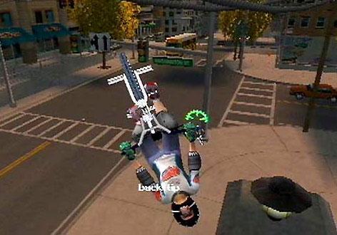 Dave Mirra Freestyle Bmx PS ed001