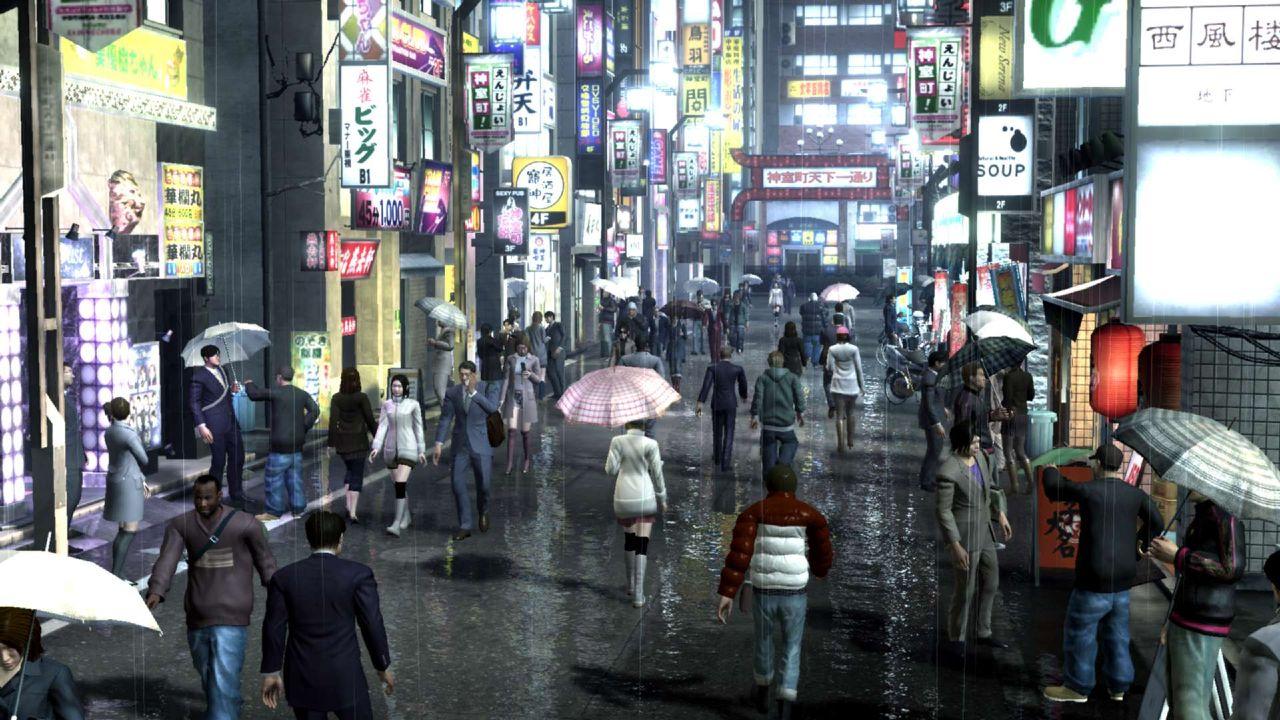 Yakuza4 Editeur PS3 014