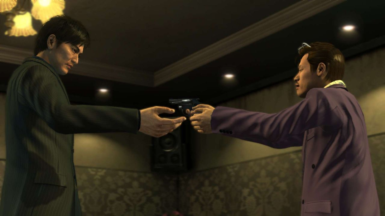 Yakuza4 Editeur PS3 041
